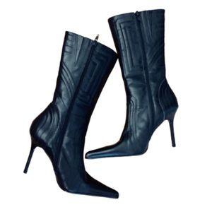 ALDO Mid-calf Stiletto Point Toe Boots